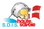 Logo du SDIS 74