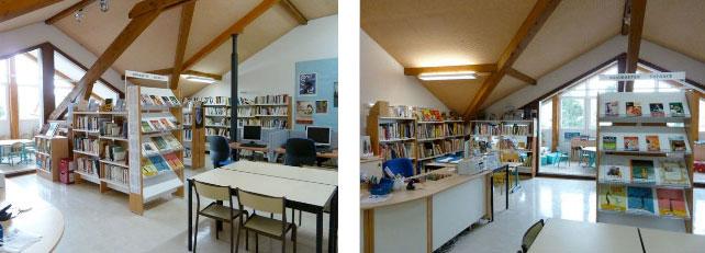 Bibliothèque de Feigères
